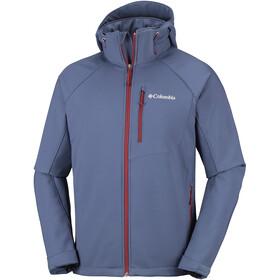 Columbia Cascade Ridge II Softshell Jacket Men Dark Mountain